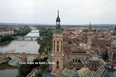 Escapada a Zaragoza con niños