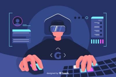 ¿Quieres trabajar creando Videojuegos?