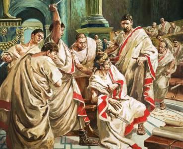 El riesgo de ser Emperador Romano