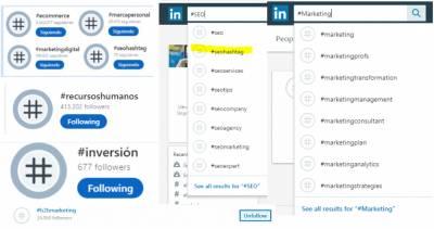 Los Tres Tipos De #hashtags Para Sus Campañas De #marketing En #redessociales By #seohashtag