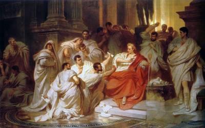 ¿qué Fue De Los Magnicidas De César?