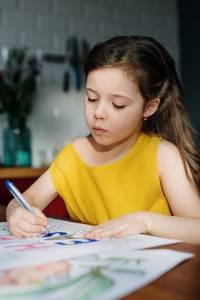 Grafomotricidad: qué es y de qué modo ayuda a los niños y niñas