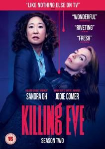 Reseña Killing Eve (2018)