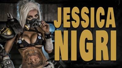 Jessica Nigri: la mejor cosplayer del mundo