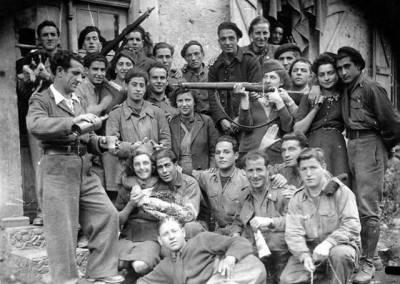Republicanos españoles en la Resistencia francesa