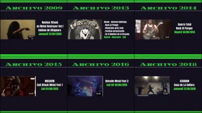 Archivo Rescatado De Rock En Colombia