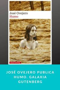 José Ovejero publica Humo. Galaxia Gutenberg - Munduky