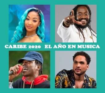 Caribe 2020: El Año en Música