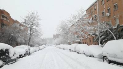 Poema #25: Fríos días de enero