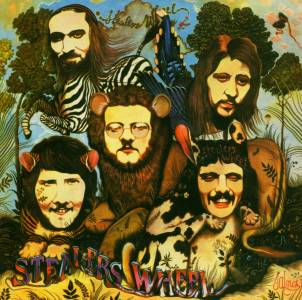 """Stealers Wheel. """"Stuck in the Middle with You"""""""