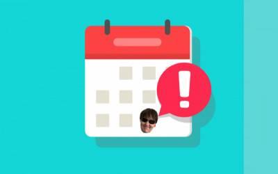 ️Crea un calendario de contenidos para redes sociales molón️