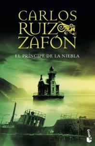 [Reseña] Lo que la sombra esconde. Sobre 'El príncipe de la niebla' de Carlos Ruiz Zafón
