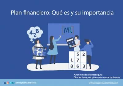 Plan financiero: Qué es y su importancia - Milagros Ruiz Barroeta