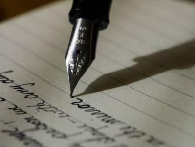Mientras escribo