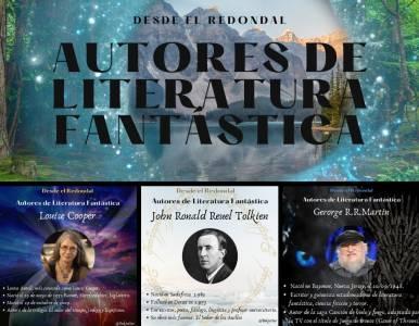 Indice Ilustrado De Autores De Literatura Fantastica