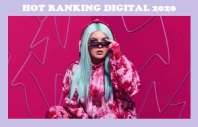 Hot Ranking Digital 2020: Las canciones más sonadas del año