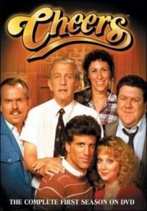 Series clásicas de TV 'Cheers'