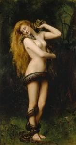 Lilith, la primera mujer antes que Eva