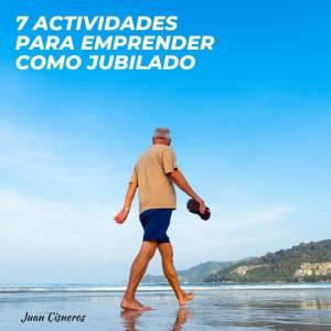 7 actividades para emprender como jubilado