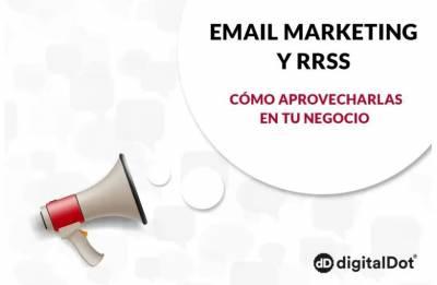 Campañas de marketing online más efectivas con Email marketing y redes sociales