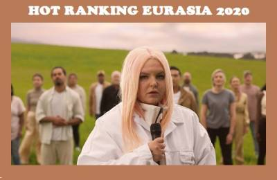 Hot Ranking Eurasia 2020: Las canciones más sonadas