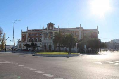 Aduana Nueva de Cádiz