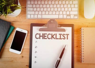 Checklist para una estrategia de Inbound Marketing