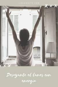 Desayúnate el lunes con energía