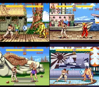 Hacks Street Fighter II de Lord hiryu