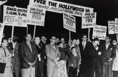 La caza de brujas en Hollywood