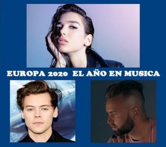 Europa 2020: El Año en Música