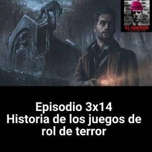 Historia de los juegos de rol de horror