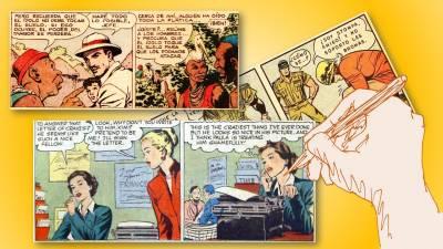 La imprenta, el papel y el nacimiento del cómic