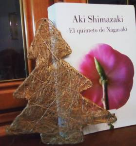 Reseña: El quinteto de Nagasaki de Aki Shimazaki
