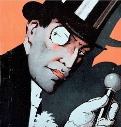 Lupin, el caballero ladrón de la literatura francesa