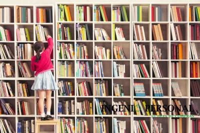 Librería infantil para dormitorio: cómo fomentar la lectura en los niños