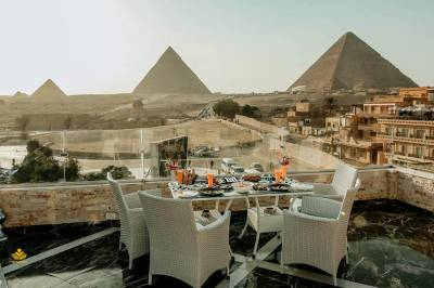 Hoteles con vistas a las PIRÁMIDES de GIZA (Egipto) | Mi Siguiente Viaje