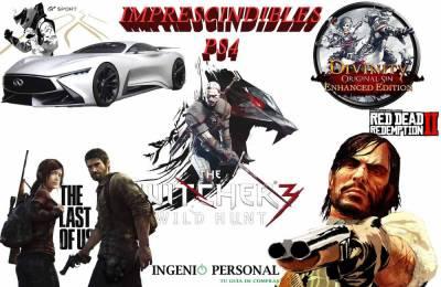 Juegos imprescindibles de PS4 por menos de 30€