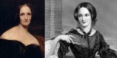 Dos mujeres de novela del Siglo XIX