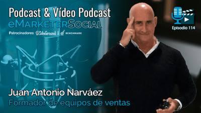 114 Juan Antonio Narváez formador de equipos de ventas