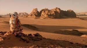 Febrero, con 'M' de Marte