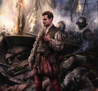 Miguel de Cervantes soldado