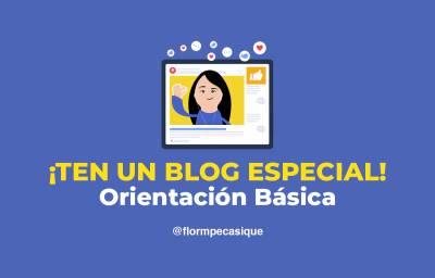 ➜ Ideas Para Crear Un Blog Original: Orientación Básica ️