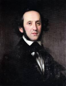 Cosas De Historia Y Arte: Félix Mendelssohn Bartholdy