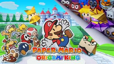 ¿Es tan malo? (II): Paper Mario the Origami King
