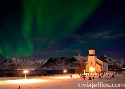 Los mejores lugares donde ver auroras boreales | viajefilos. com