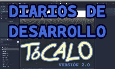 TóCALO 2.0 – Diario de Desarrollo