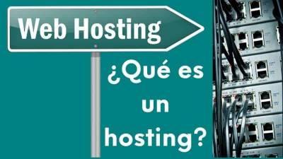 ¿Qué es un hosting o alojamiento web? - [Creando Blog]