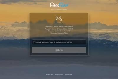 PassFile: una solución sencilla y segura para compartir archivos