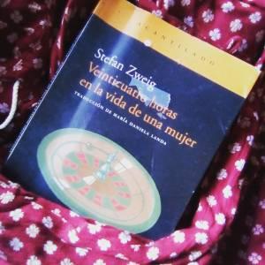 Reseña: Veinticuatro horas en la vida de una mujer de Stefan Zweig